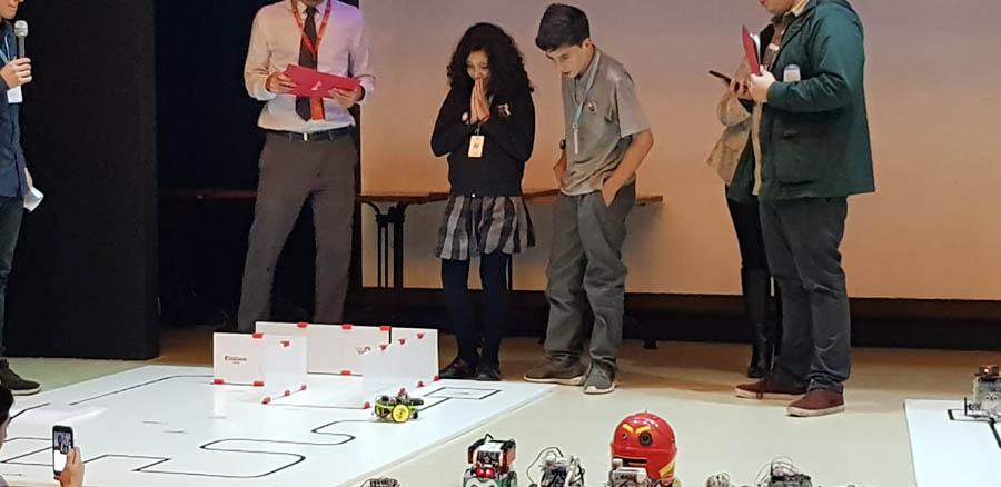 Torneo Robótica KidZania, junio 2018
