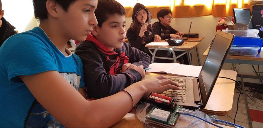 Taller - Colegio Infantes de O_Higgins 18-05-2019