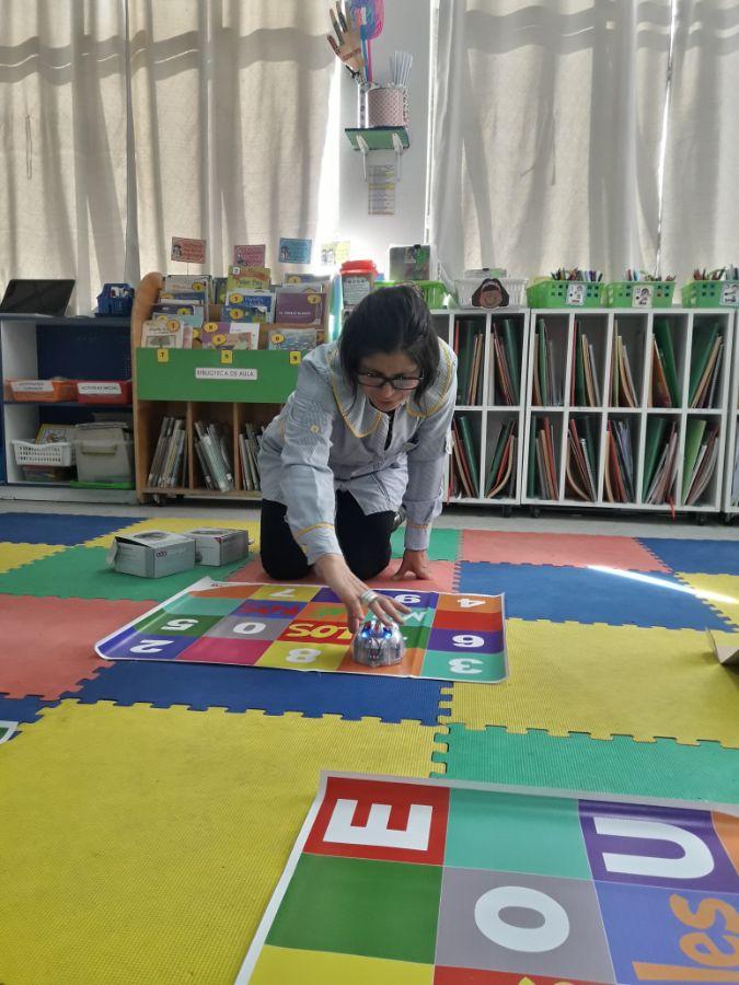 Acompañamiento - Liceo Amanda Labarca 29-04-2019