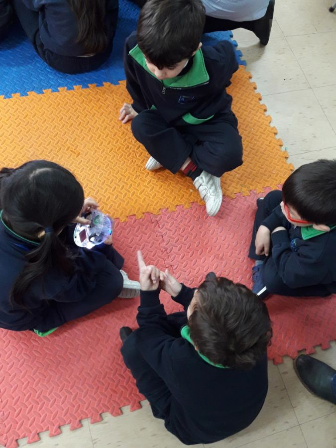 Acompañamiento – Liceo Amanda Labarca 13-05-2019