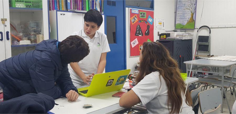 Taller - Liceo Amanda Labarca 08-05-2019
