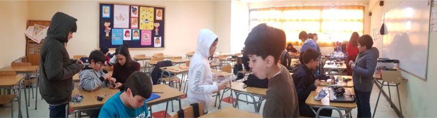 Taller - Colegio Infantes de O_Higgins 01-06-2019