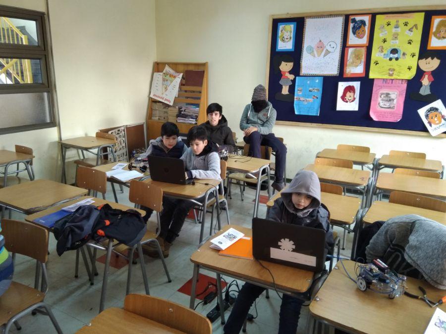 Taller - Colegio Infantes de O_Higgins 22-06-2019