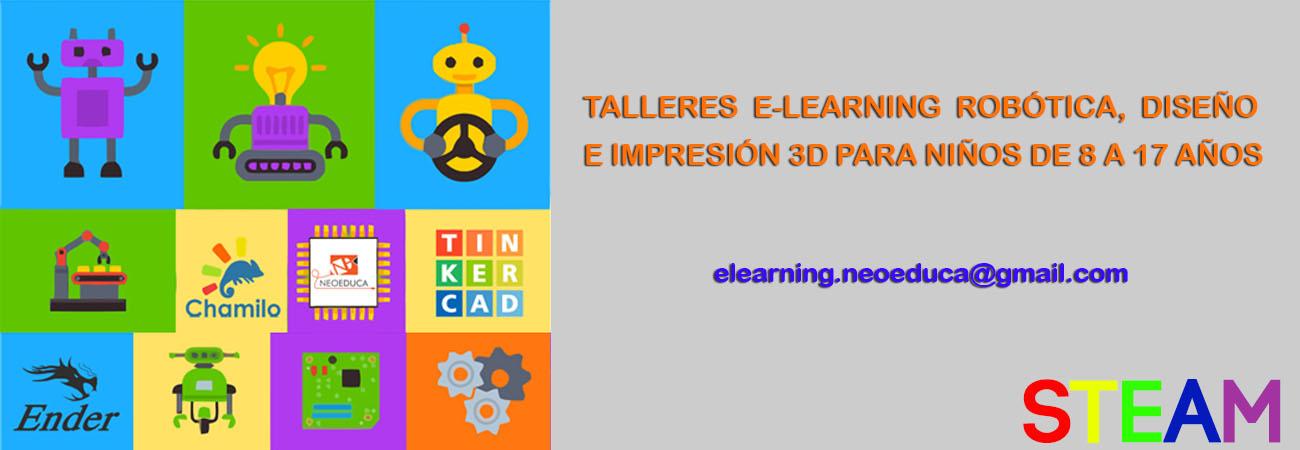 TALLERES E-LEARNING