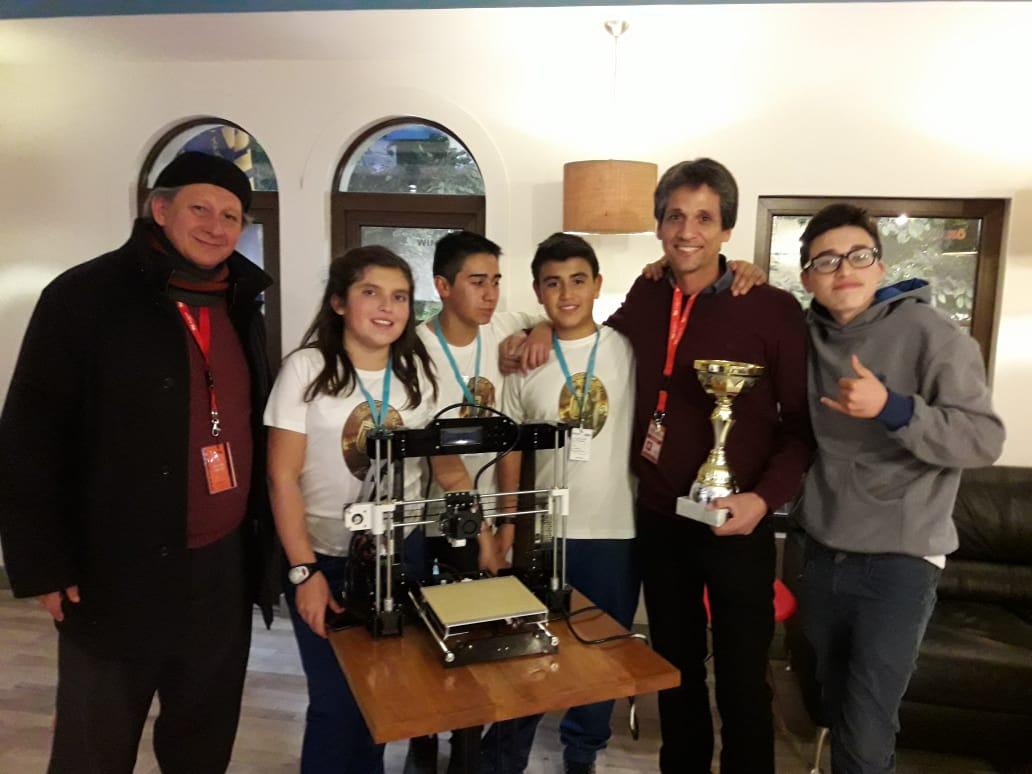 Torneo Robótica Escuela Atenas, junio en