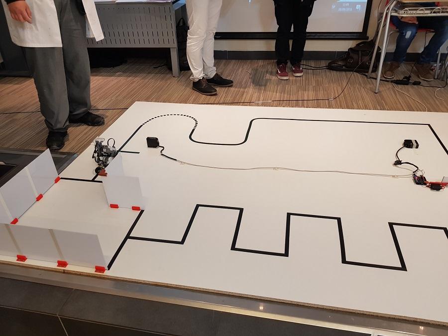 Torneo Robótica Inacap, septiembre 2018