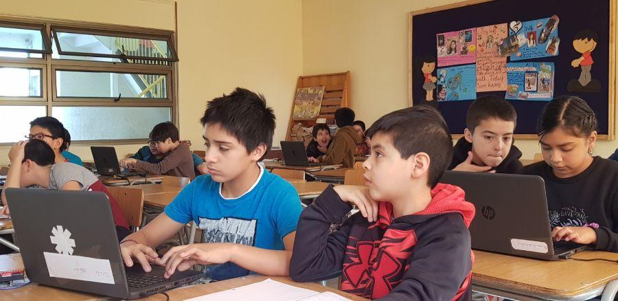 Taller - Colegio Infantes de O_Higgins 27-04-2019
